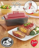 Chef Tony™ Stuffed Meatloaf Pan