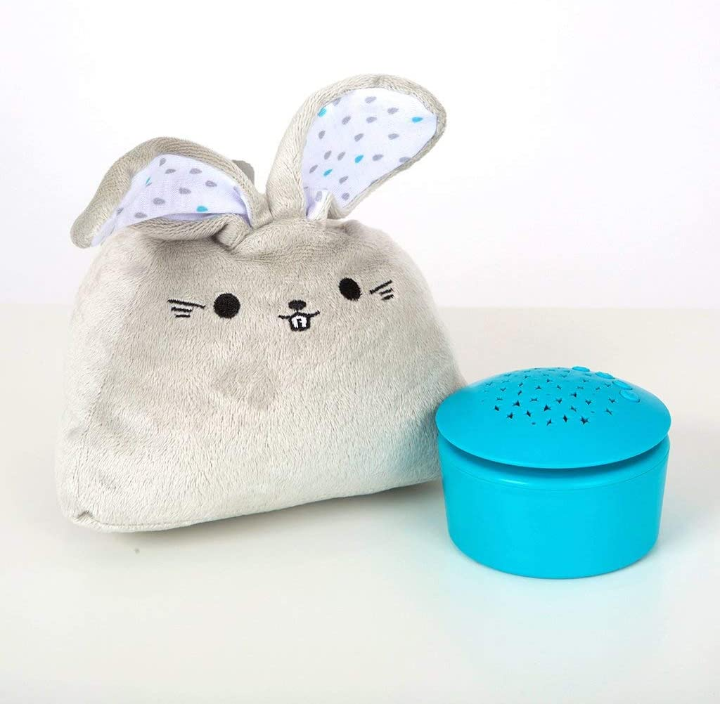 Purflo Little Lumies Twinkle Lights Bed Time Soother Projector Rory The Rabbit