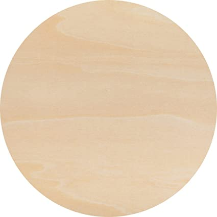 12 Inch Wooden Circle By Woodpeckers