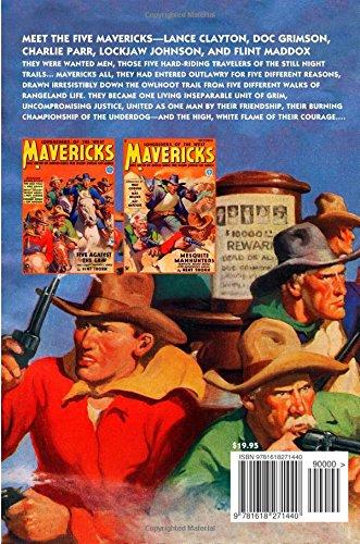 Mavericks: Longriders of the West, Volume 1 (The Five Mavericks)