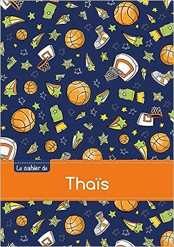 En ligne CAHIER THAIS PTSCX,96P,A5 BASKETBALL pdf, epub ebook