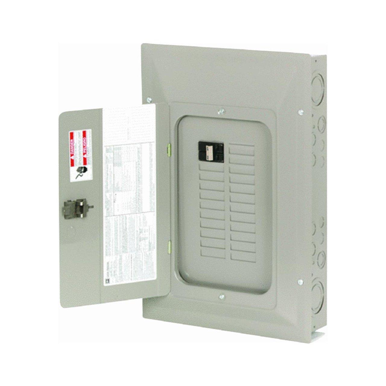 Eaton Corporation CH22B100CP Main Breaker Load Center - Circuit Breaker  Panels - Amazon.com