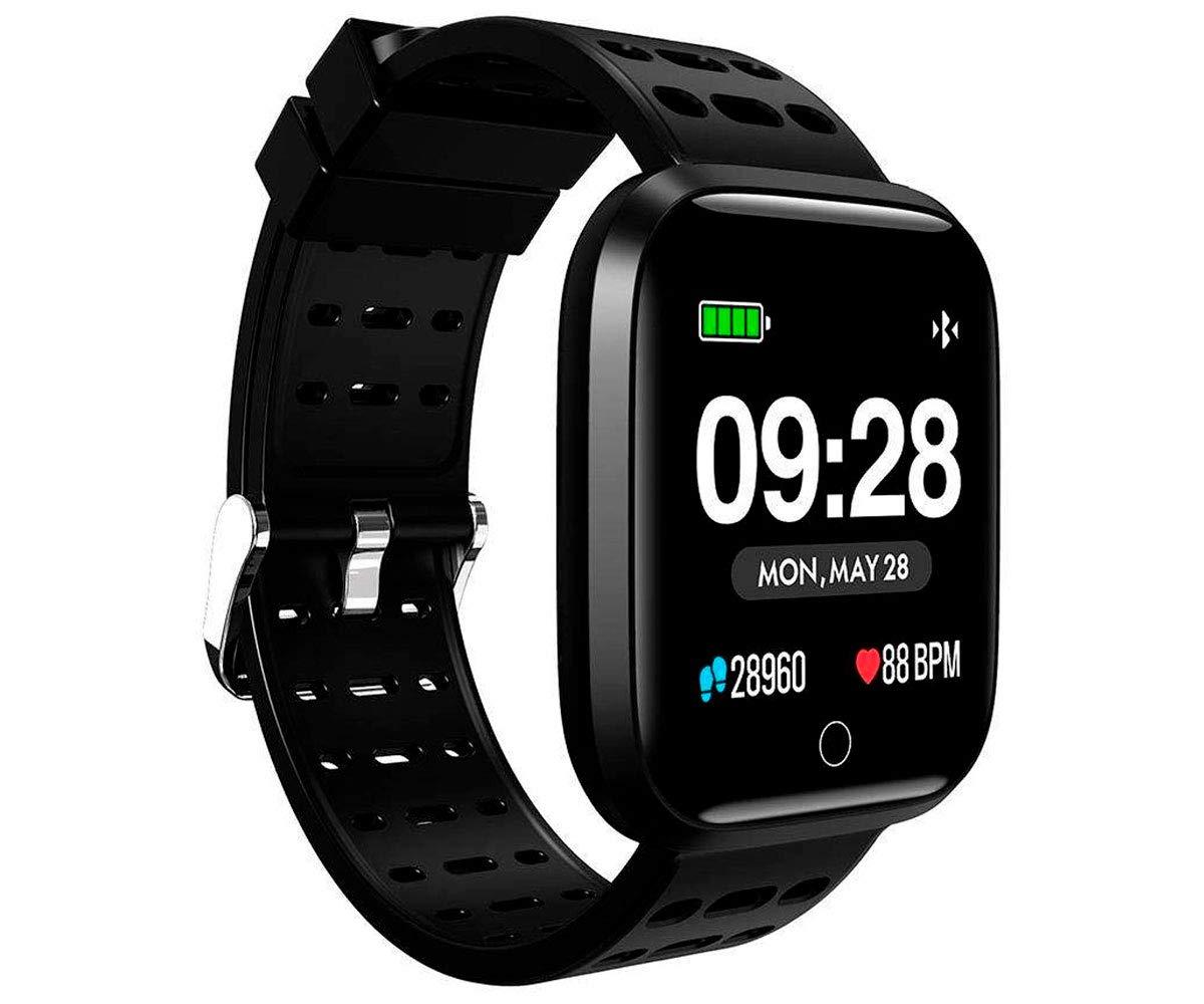 Innjoo Negro sportwatch tft 1.33 Reloj Inteligente Deportivo ...