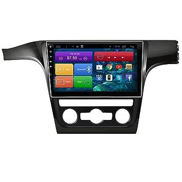 topnavi [10.1inch última Android 6.0 EN Dash coche GPS navegación] para Volkswagen Passat