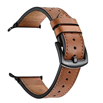 case blip brass womens black watches front mens newgate strap leather dial reverse watch brown