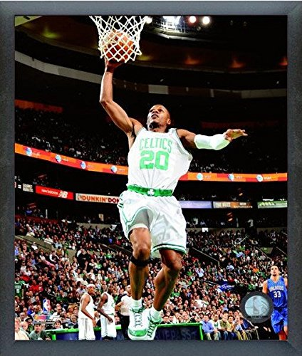 Ray Allen Boston Celtics NBA Action Photo (Size: 12