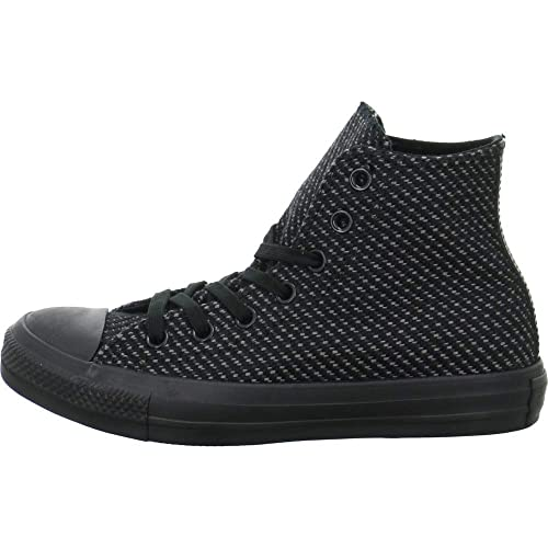 Converse Chucks Schwarz 562490C Chuck Taylor All Star HI Black