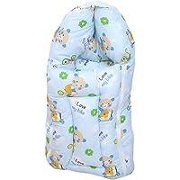 Baby Fly Baby Sleeping Bag (0-6 Months) (Blue Teddy)