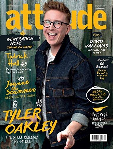 Attitude Magazine, May 2017