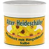 Calendula + Melkfett Soothing Salve - Sore, Irritated Skin, Stings, Insect Bites, Minor Burns- Large 250ml