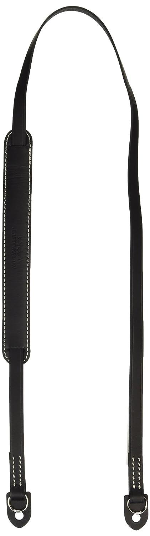 ARTISAN&ARTIST アルティザン&アーティスト しなやかなレザータイプのカメラストラップ 90cm (リングタイプ) ブラック ACAM-250-BLK B0015G51KM