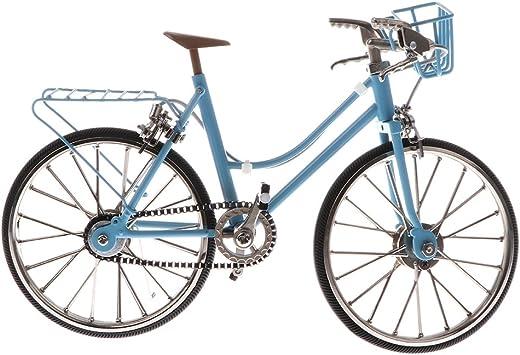 Amazon.es: SM SunniMix 1:10 Mini Modelo de Bicicleta/Bicicleta de ...