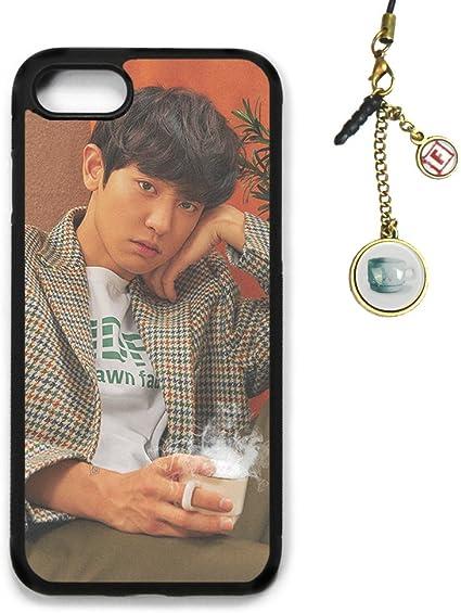 Amazon Com Fanstown Kpop Exo Iphone 7 8 Case Universe Album Logo Pendant G14