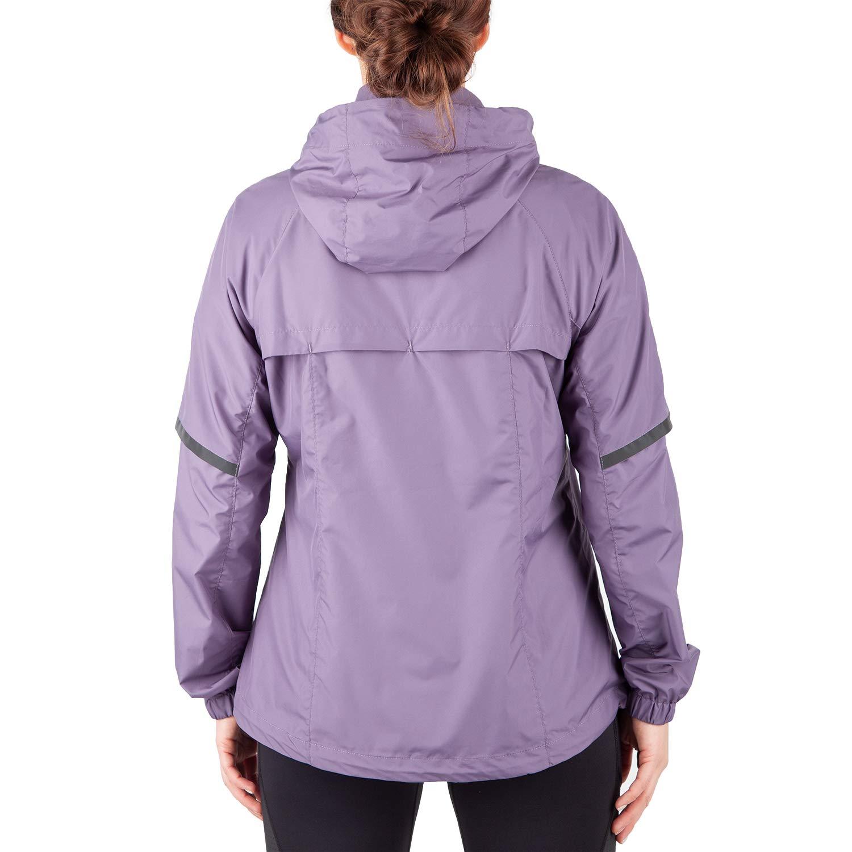 DARK MAUVE Running Room Women's Extreme Element Jacket