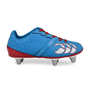 CCC Phoenix Club 6 Stud Rugby Boots Junior Dresden Blue 2015 YCSports   Amazon.co.uk  Shoes   Bags 734343d2c