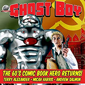 Ghost Boy, Volume 1 Audiobook