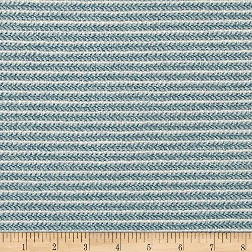 Magnolia Home Fashions Paces Upholstery Fabric, Aqua