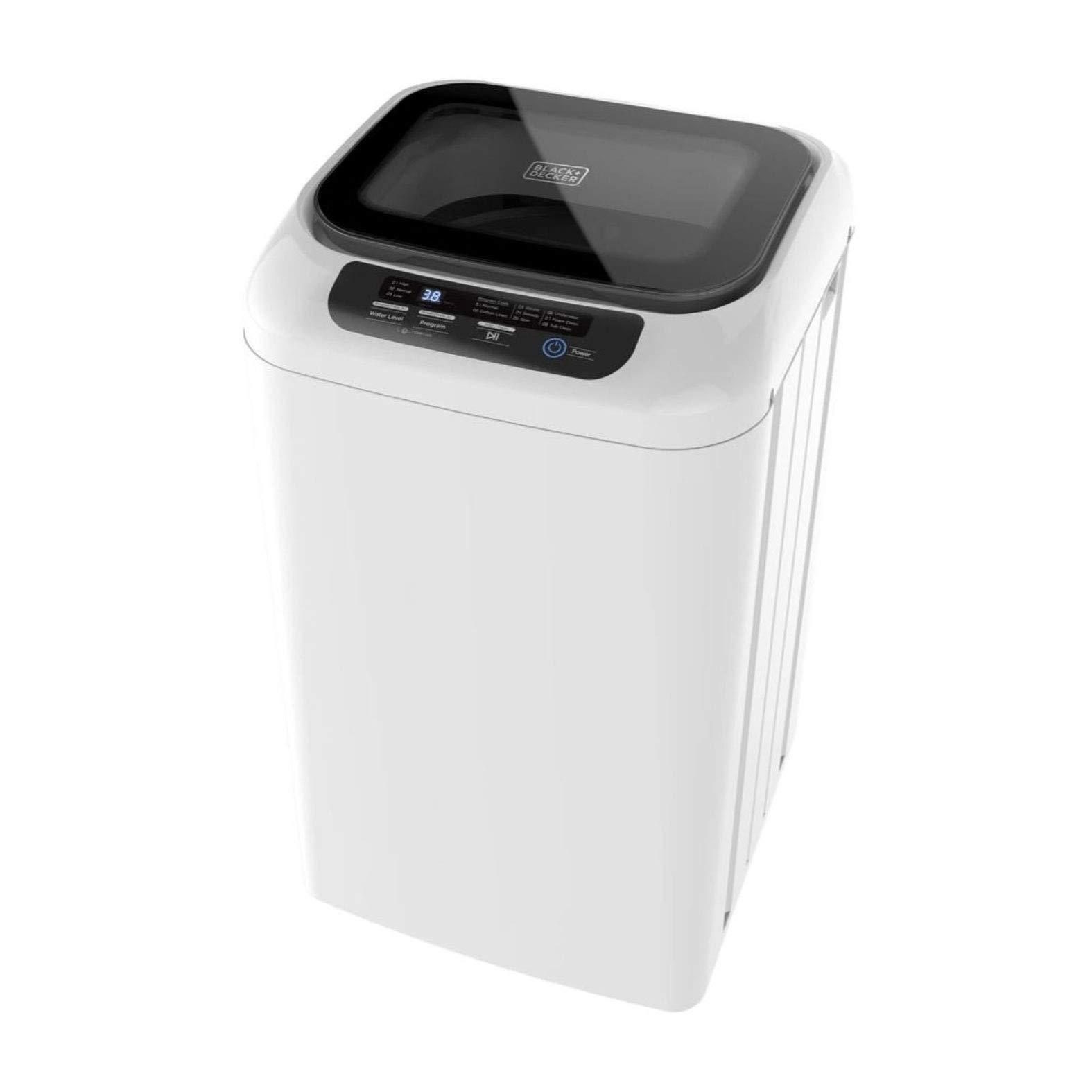 Black + Decker BPWM09W Portable Washer …