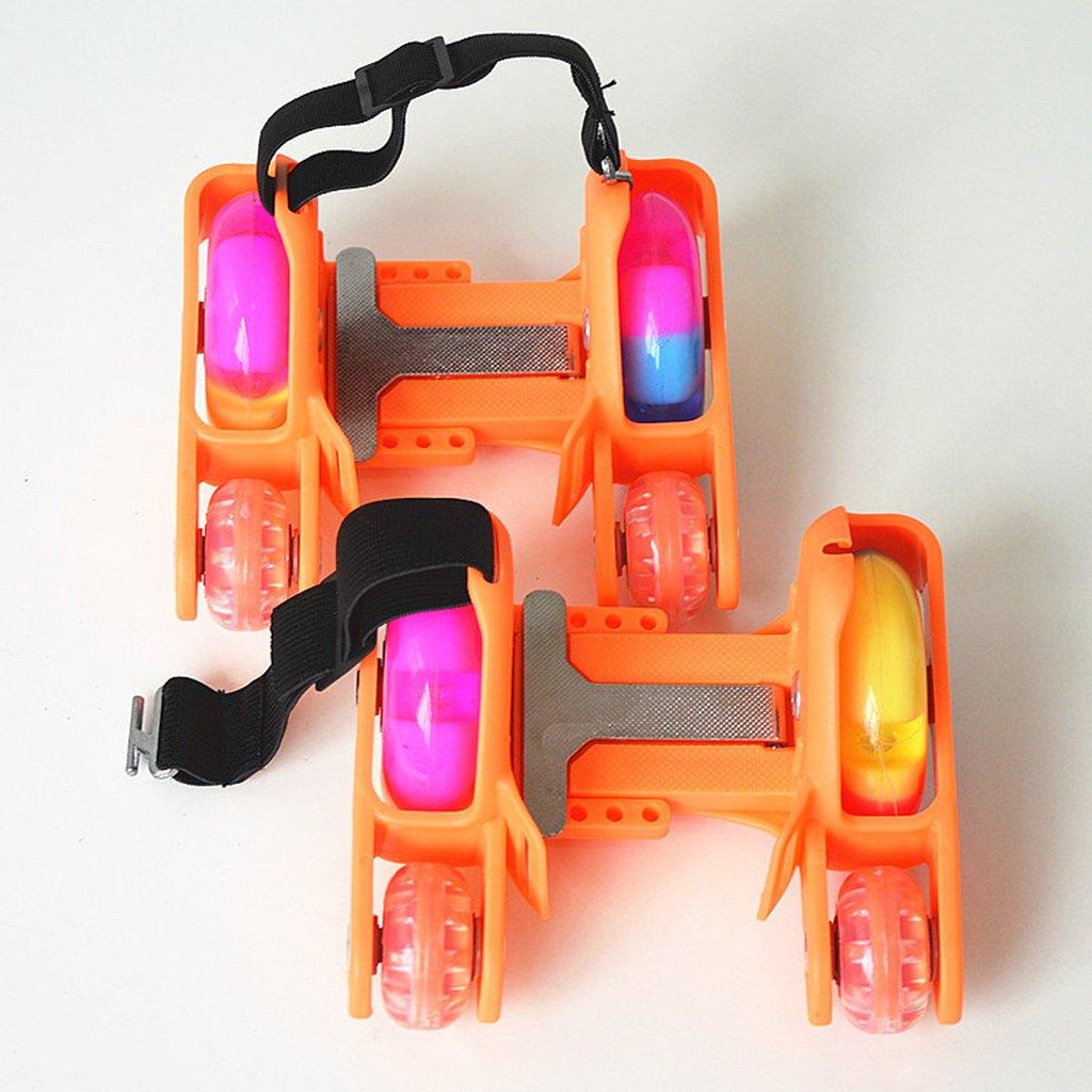 お気に入り ドリフトボードフリーラインスケートフラッシュアダルトチルドレンプロフェッショナルスケートボーダートラベルサイレント4輪ダイナミックボード B07FM255P5 B07FM255P5 Orange, タヒボ茶のビューティータナカ:bb2e5d4c --- a0267596.xsph.ru