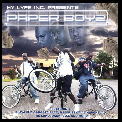 Price comparison product image Paper Boyz