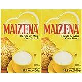 Maizena Corn Starch, 14.10 Ounces (Pack of 2)