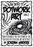 DotWork Art: Stippling Techniques and Patterns