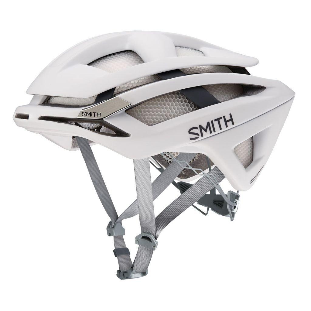 Smith Overtake Helmet Matte White Frost, L