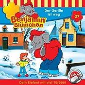Der Gorilla ist weg (Benjamin Blümchen 37) | Elfie Donnelly