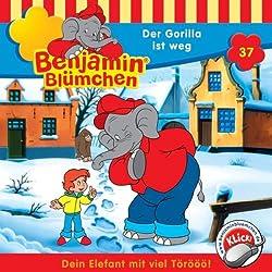 Der Gorilla ist weg (Benjamin Blümchen 37)