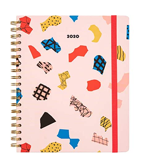 Amazon.com : Abstract Weekly Planner, Planner for 2019-2020 ...