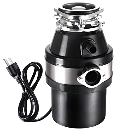 1 Hp 2600 Rpm 110v Home Household Garbage Disposer Unit