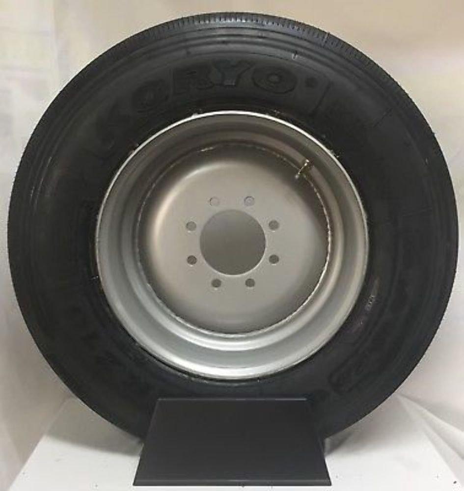 Amazon.com: Neumático de llanta para remolque de 17,5 ...
