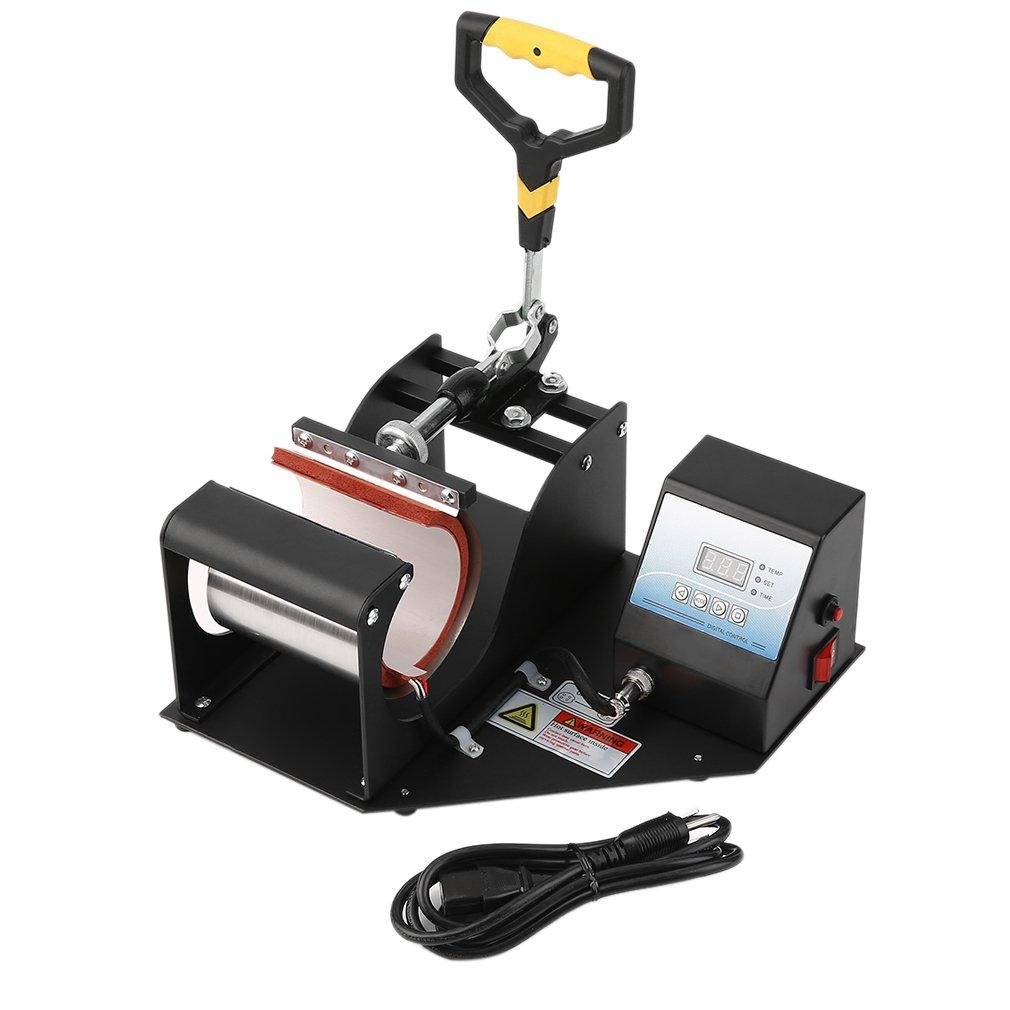 Professional Heat Press Transfer Sublimation Machine for Cup Coffee Mug Cimiva
