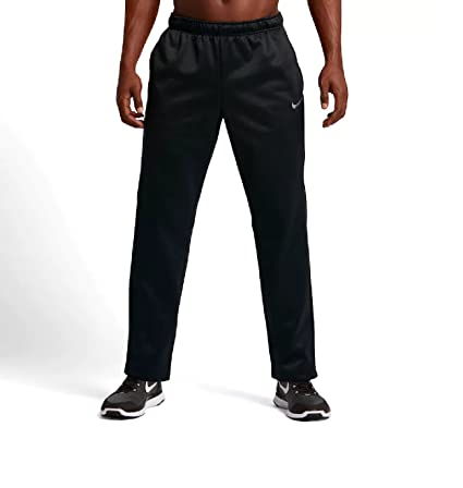 b3244b1e60 Amazon.com  Nike Men s Therma Fleece Training Pants  Sports   Outdoors