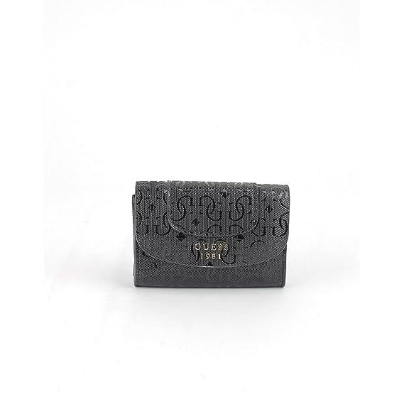Guess Swsg6536610 - Monedero negro 8 cm: Amazon.es: Ropa y ...