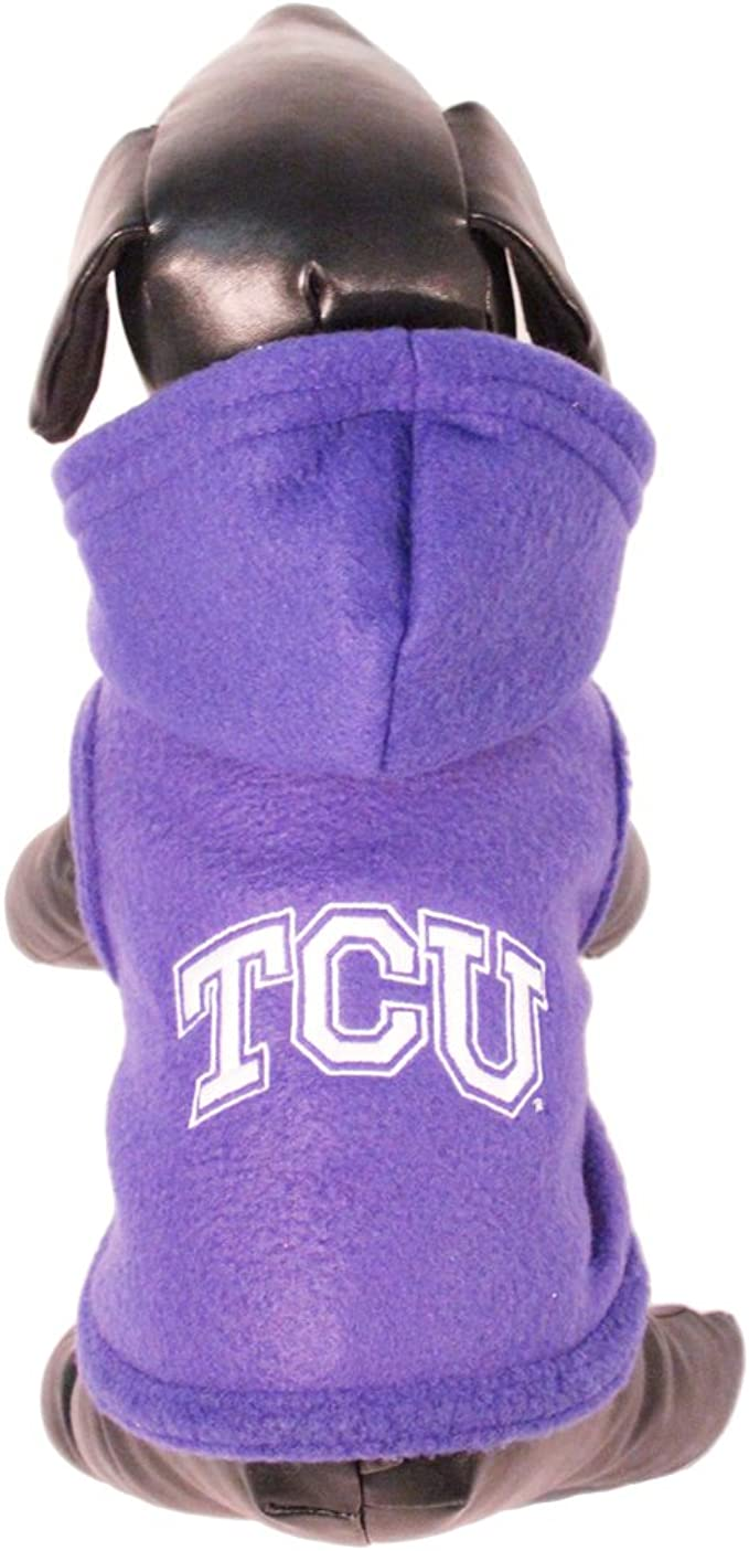 Littlearth NCAA TCU Horned Frogs Pet Dress Small