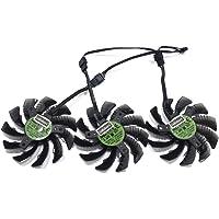 inRobert 78MM T128010SU 0.35A Cooling Fan For Gigabyte GTX 1080 Ti Gaming/GTX 1070 G1/AORUS GTX 1060/GTX 980 TI G1…