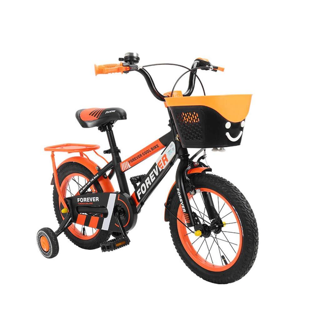 DT Bicicleta para niños 2-3-4-6-7-8-9-10 años Bebé 12/14 Pulgadas Bicicleta niño niña Hombre Bicicleta Carro de bebé (Tamaño : 14 Inches): Amazon.es: Hogar