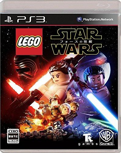 LEGO (R) 스타워즈/포스의 각성 【선착 구입 특전】한정판「fin」LEGO (R) 미니 피규어 포함 「카이로・렌」버튼 배지부착 - PS3