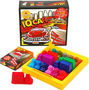 Georgie Porgy Juegos de Mesa Puzzler Juegos Ingenio Juegos de Logica para Niños Adultos (Trafficjam Puzzle) Niños: Amazon.es: Juguetes y juegos