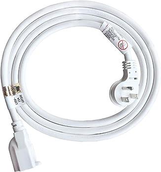 Firmrest 6-Foot 1875W 15A Flat Plug Extension Cord