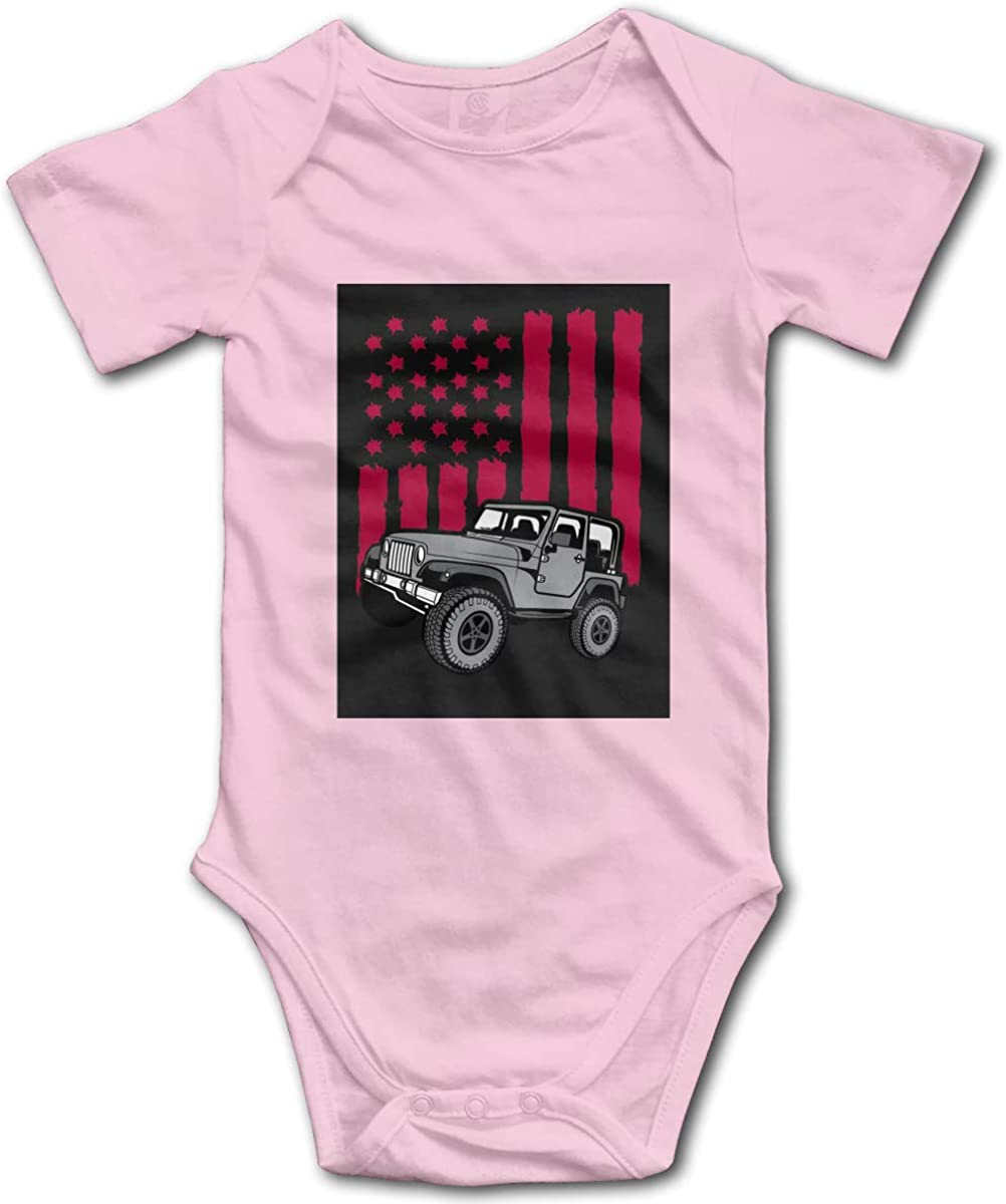 JE-EP Pround Funny Infant Jumpsuit Romper Baby Layette Bodysuit Kids One-Piece 0-2T