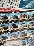 1982 Ford Ranger / Toyota Celica Supra / BMW 528e / Mercedes Benz 380 SEC / Audi Coupe / Volvo GLT Turbo Wagon / Datsun 280 ZX Turbo / VW Volkswagen Scirocco / VW Quantum / Toyota Celica GT / Honda Accord Road Test