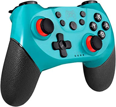 CHEREEKI Wireless Switch Pro Mando para Nintendo Switch, Bluetooth ...