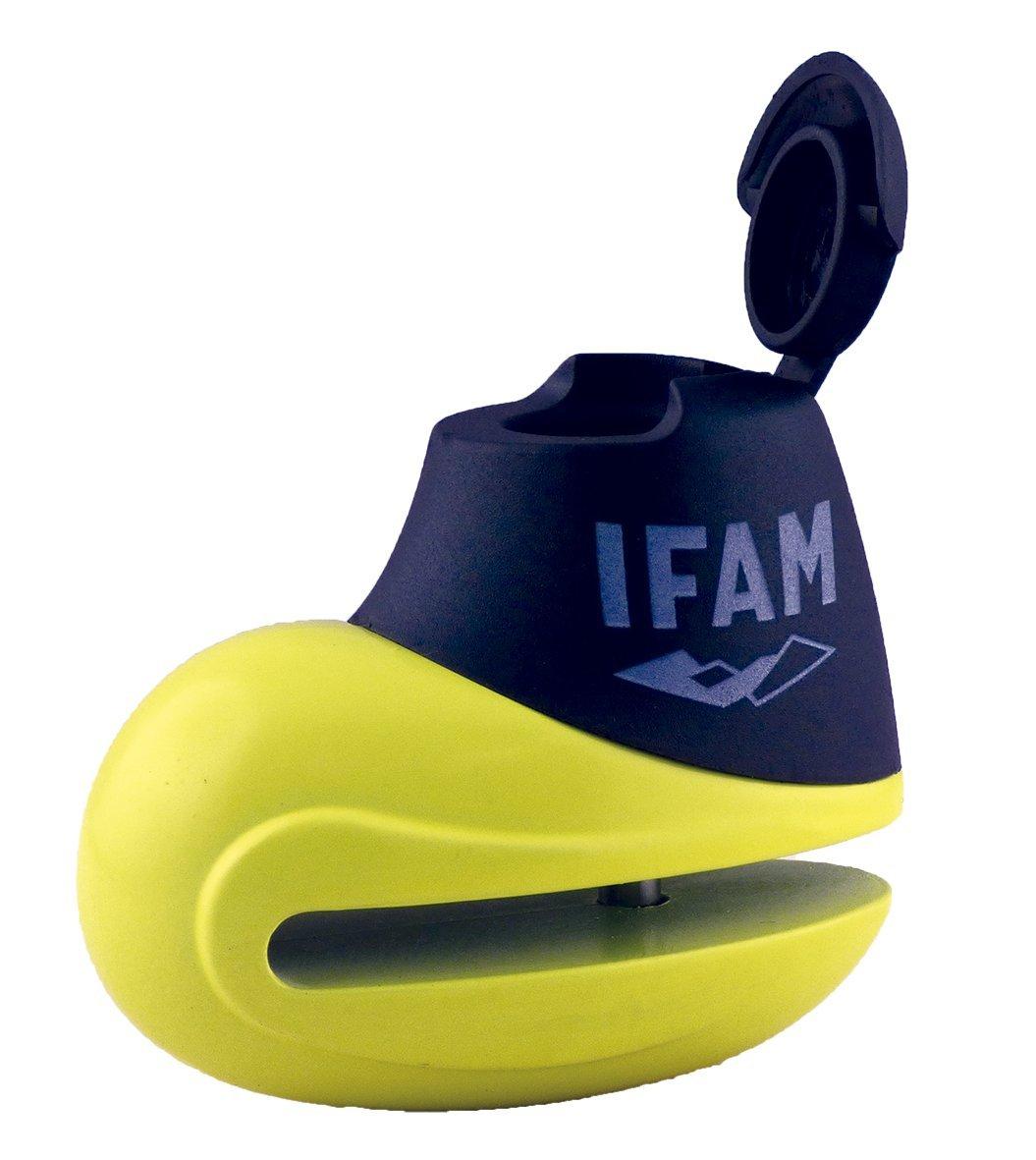 Ifam 053086A - Antirrobo disco de freno DF11 amarillo