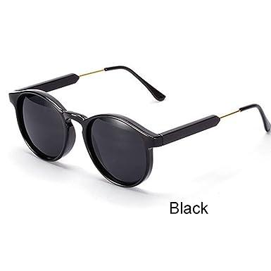 1f7d7e7885 Amazon.com  Kingwhisht 2018 Women Sunglasses Transparent Frame Anti ...
