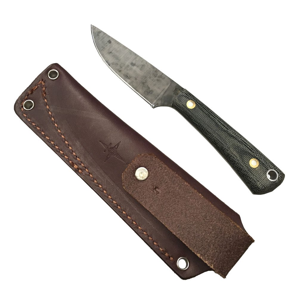 Amazon.com: L.T. Wright Handcrafted Knives Packer, Flat ...