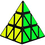 Genorth Triangle Cube Speed Magic Cube Puzzle Twist Toy Game Education for Childrens Gift (Triangle)