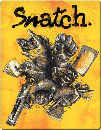 Snatch, Steelbook [Blu-ray]