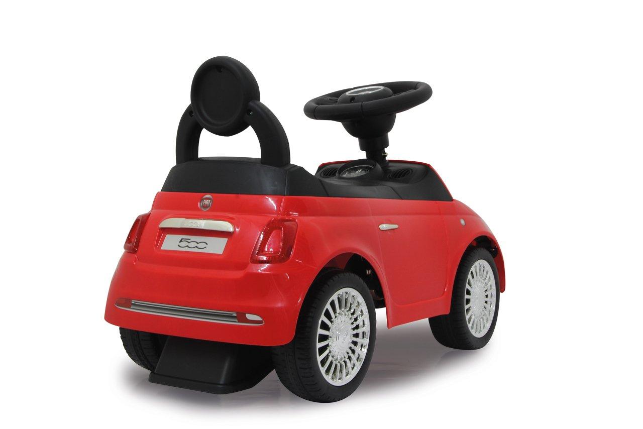 Jamara 460326 - Correpassilo Fiat 500 rojo - Asa para empujar ...